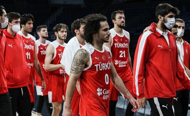 FIBA 2022 Avrupa Şampiyonası'nda Türkiye'nin rakipleri belli oldu
