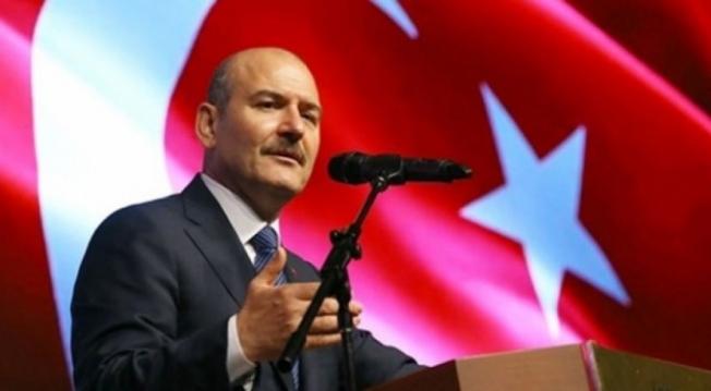 Bakan Soylu duyurdu: PKK'ya üst düzey darbe