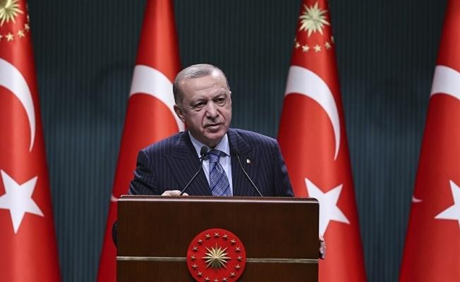 Cumhurbaşkanı Erdoğan'dan esnafa destek açıklaması!