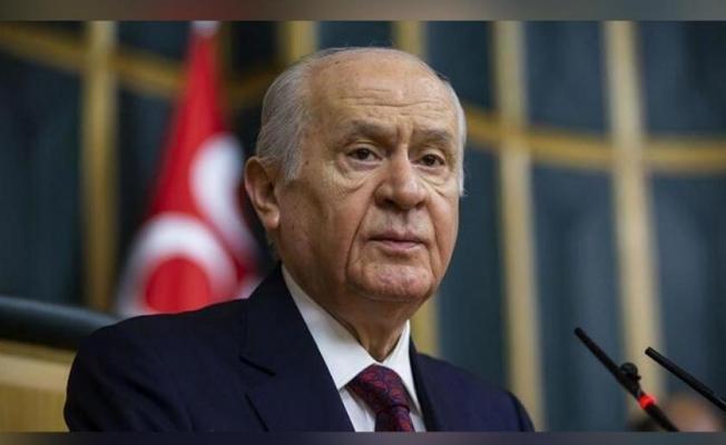 Devlet Bahçeli: Türk milleti Kudüs'te yeni bir nöbet için devreye girmeli