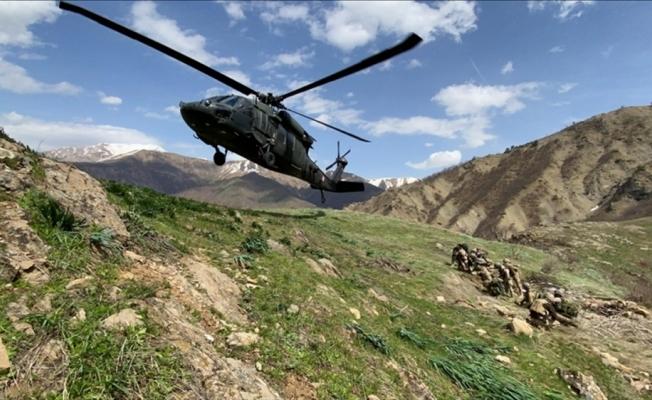 'Eren-15 Ağrı Dağı-Çemçe Madur Operasyonu' başlatıldı