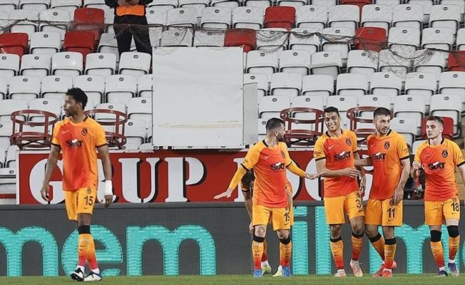 Galatasaray yarın Gençlerbirliği'ne konuk olacak