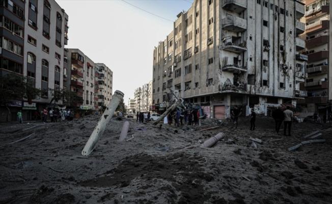 İsrail'in Gazze Şeridi'ne düzenlediği saldırıların neden olduğu zarar 3,5 milyon dolar