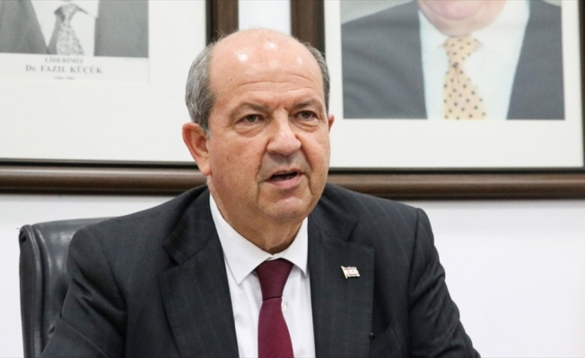 KKTC Cumhurbaşkanı Tatar: Rum Yönetimi KKTC'ye, Kıbrıs Türk halkına ve şahsıma karşı büyük bir operasyon başlattı