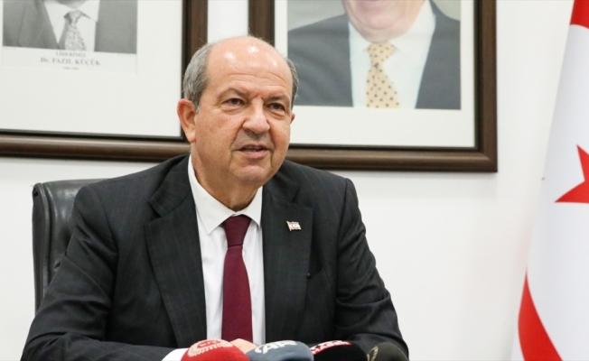 KKTC Cumhurbaşkanı Tatar'dan
