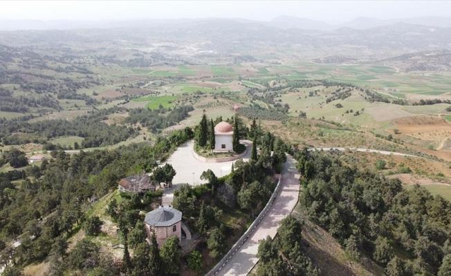 'Osmanlı'nın ilk kadısı' Dursun Fakih'in türbesine ulaşımın sağlandığı yol düzenlendi