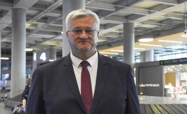 Ukrayna'nın Ankara Büyükelçisi Sybiha'dan Türkiye'ye güvenli turizm övgüsü