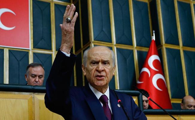 Bahçeli'den AYM'nin HDP kararına ilişkin ilk açıklama