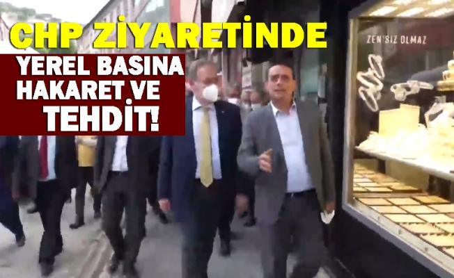 Bitlis'te yerel medya mensubuna çirkin saldırı!