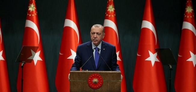 Erdoğan açıkladı: Ksıtlamalar sona eriyor.