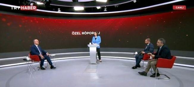 Dışişleri Bakanı Çavuşoğlu'ndan canlı yayında flaş açıklamalar