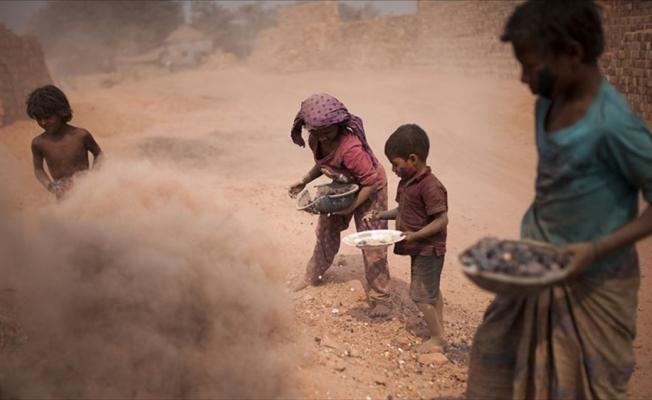 Dünyadaki çocuk işçi sayısı 160 milyona çıktı
