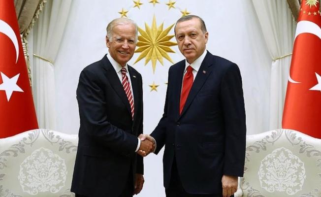 Erdoğan, Biden görüşmesi