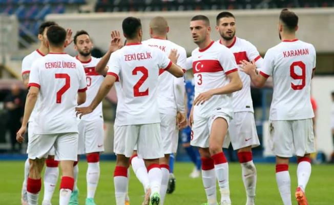 EURO 2020'ye umutlu gidiyoruz!