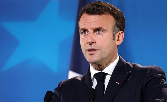Fransa Cumhurbaşkanı Macron, Sahel'deki 'Barkhane Operasyonu'nu sona erdireceklerini duyurdu
