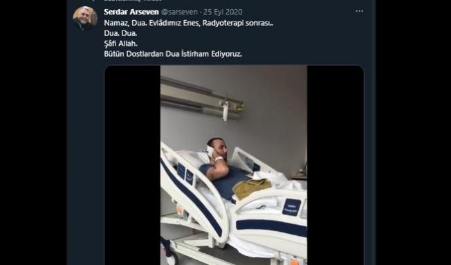 Gazeteci yazar Arseven'in acı günü