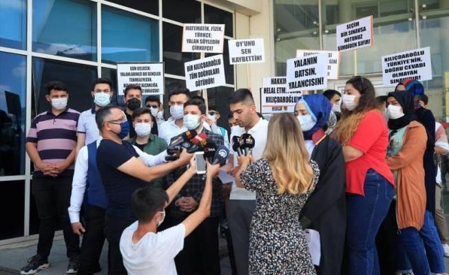 Gençlerden Kılıçdaroğlu'na 1 liralık dava