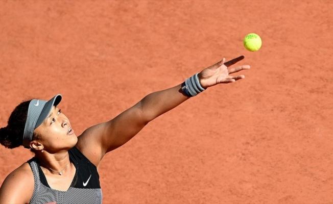 Japon tenisçi Naomi Osaka Berlin'deki turnuvadan da çekildi