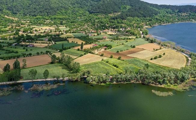 'Kesin korunacak hassas alan' ilan edilen Gölcük Gölü ziyaretçilerini bekliyor
