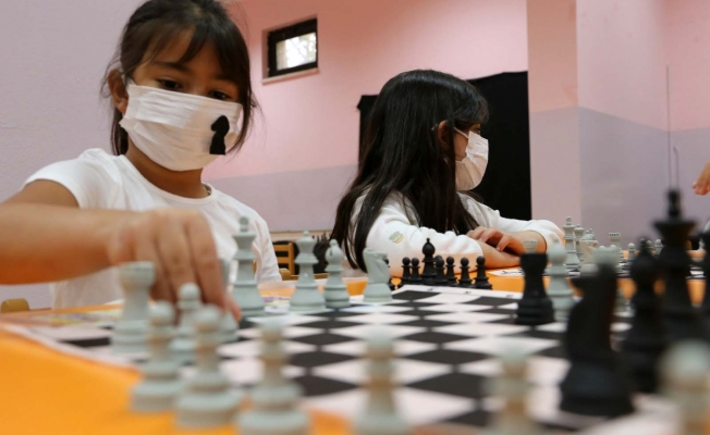 """Yenimahalle kreşlerinde """"Geleneksel Satranç Turnuvası"""