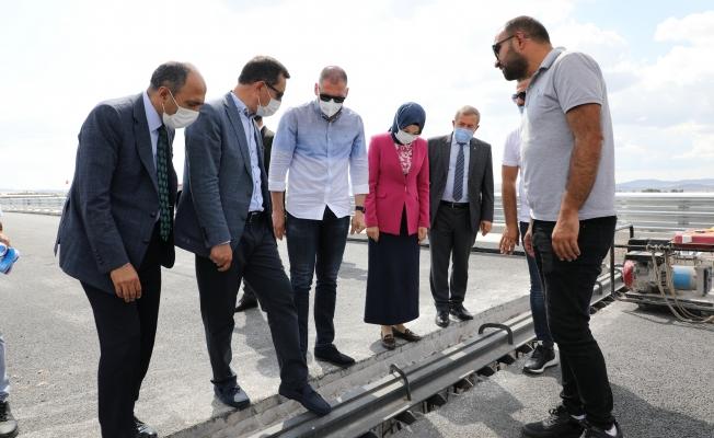 Akyurt'ta köprüler hizmete giriyor
