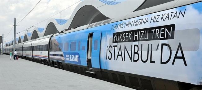 Ankara-İstanbul 'Ekspres YHT' seferleri 10 Temmuz'da başlayacak