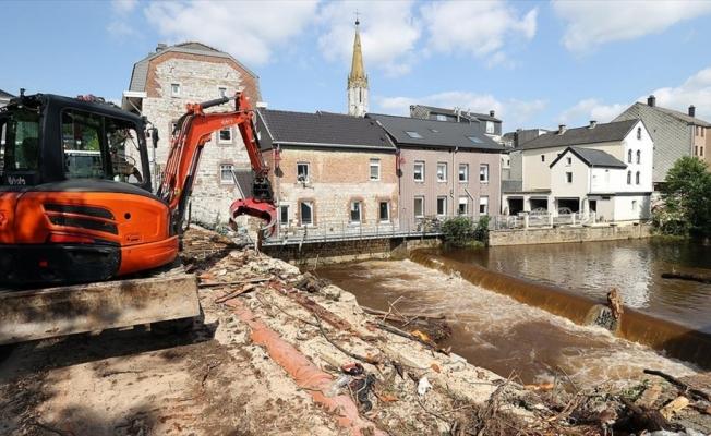Belçika'da sel felaketinde ölenlerin sayısı 31'e çıktı, kayıp 163 kişi aranıyor