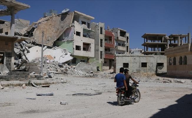 Esed rejiminin Dera'da kuşattığı 40 bin kişilik mahallede gıda, ilaç ve yakıt fiyatları iki katına çıktı