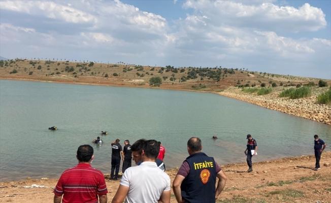 Konya'da serinlemek için gölete giren genç boğuldu
