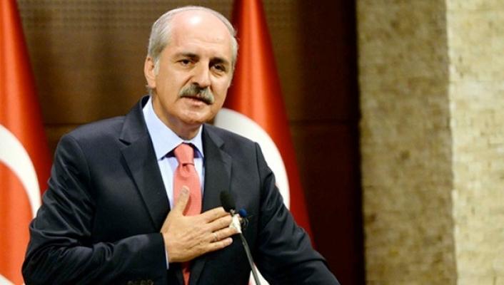 Kurtulmuş: 15 Temmuz başarılı olsaydı Türkiye işgal edilirdi