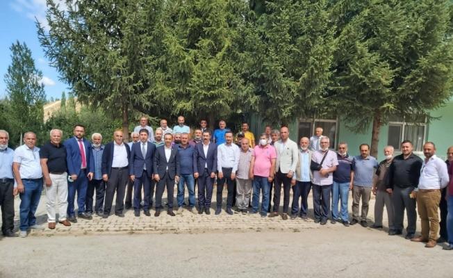 MHP Sivas Milletvekili Özyürek, Zara'da