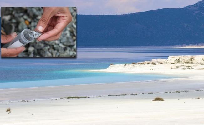 Salda Gölü'ndeki tek hücreli canlıların kimyasal ve biyolojik değişimlerinin haritaları çıkarılacak