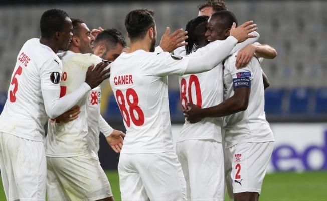 Sivasspor yeniden Avrupa arenasında