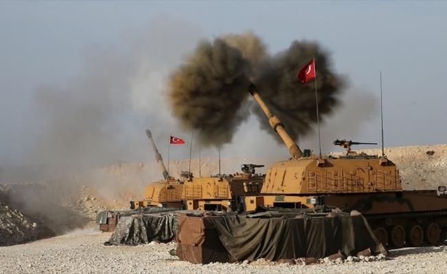 Son 5 gün içinde Suriye'nin kuzeyindeki farklı bölgelerde 39 terörist etkisiz hale getirildi