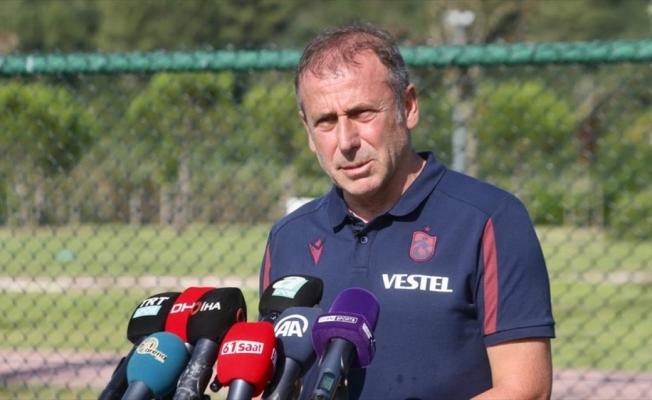 Trabzonspor Teknik Direktörü Avcı: İki transfer var yapmak istediğimiz