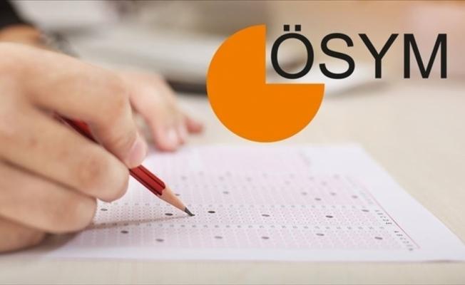 Yükseköğretim Kurumları Yabancı Dil Sınavı için geç başvurular bugün yapılabilecek
