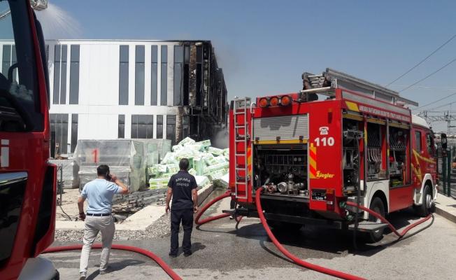 Ankara'da yangın! Vali Şahin'den açıklama