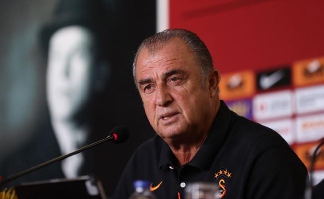 Galatasaray Teknik Direktörü Terim: Tüm ciddiyetimizle turu geçip, diğer turu da geçip gruplara kalmak istiyoruz