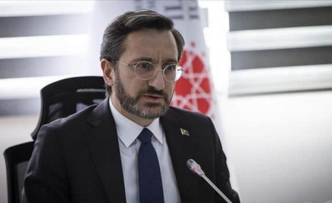 İletişim Başkanı Altun'dan ABD'nin 'Afgan göçmen' açıklamasına tepki