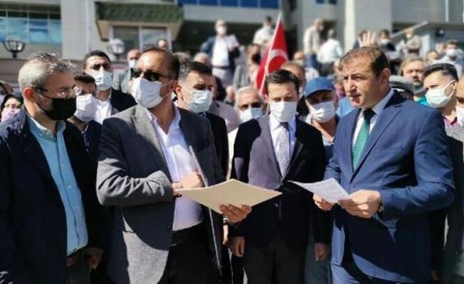 Ankara'da CHP'li ilçe başkanı hakkında suç duyurusu
