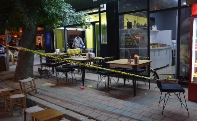 Karaman'da iş yerine düzenlenen silahlı saldırıda iki kişi yaralandı