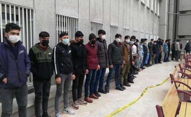 Son dakika haberi Ankara'da flaş sığınmacı düzenlemesi
