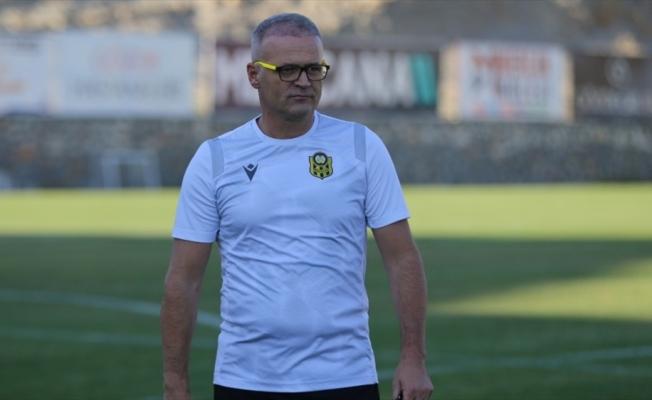 Yeni Malatyaspor Teknik Direktörü Buz'dan