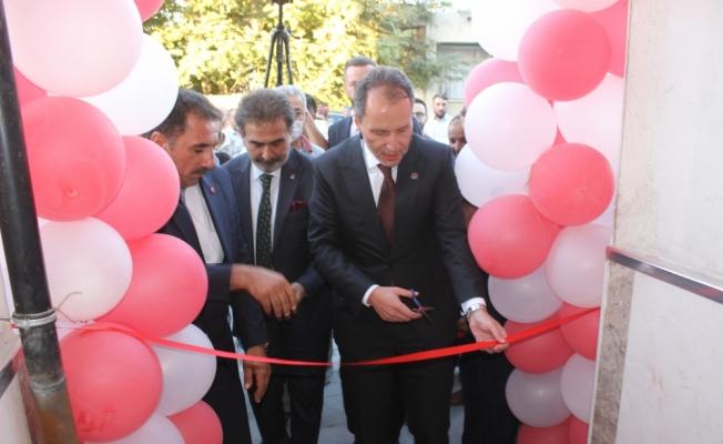 Yeniden Refah Partisi Genel Başkanı Fatih Erbakan, Konya'da parti binasının açılışına katıldı