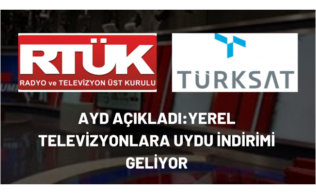 Yerel Televizyonlara Uydu Müjdesi Geliyor!