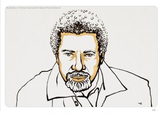 2021 Nobel Edebiyat Ödülü'nü Abdulrazak Gurnah oldu.