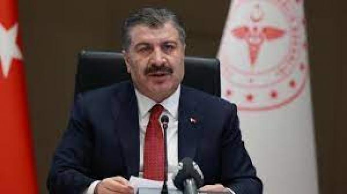 """Bakan Koca'dan """"TURKOVAC"""" açıklaması"""