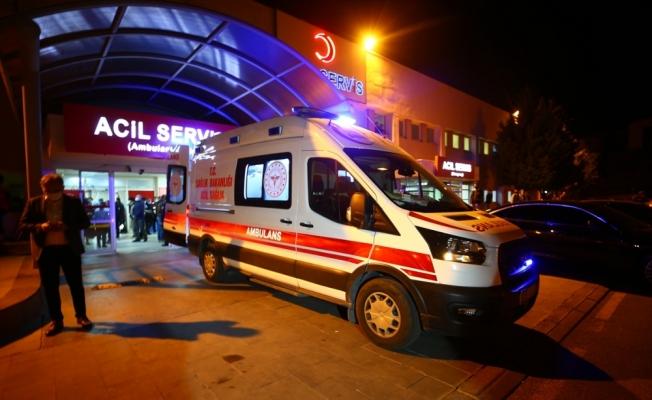 GÜNCELLEME - Nevşehir'de öğrencileri taşıyan otobüslerin karıştığı kazada 44 kişi yaralandı
