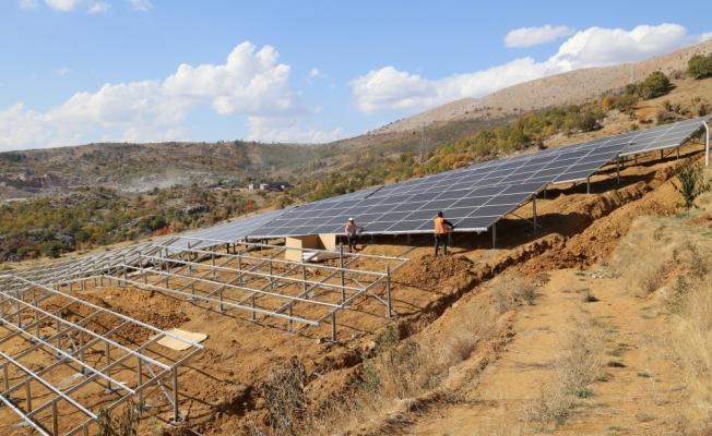 Hadim'de GES projesi inşaatına başlandı