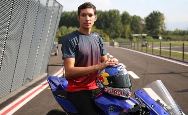 Milli motosikletçi Toprak Razgatlıoğlu'nun şampiyonluğu için geri sayım başladı
